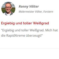 Meinung Malermeister Völter